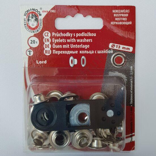 Hobbi ringli szett -7mm - 20pár ringlivel