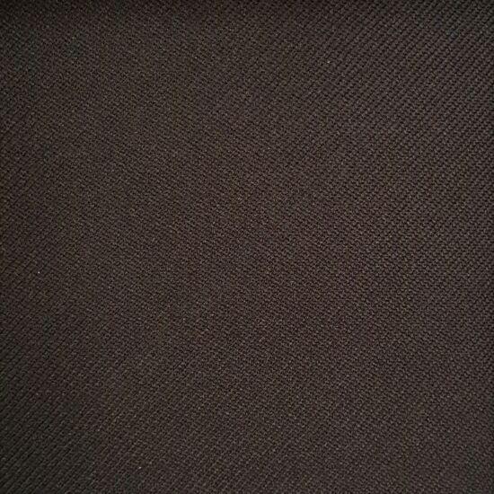 Fekete gyöngyvászon tetőkárpit