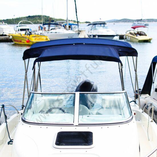 Bimini 200cm széles hajóvászon