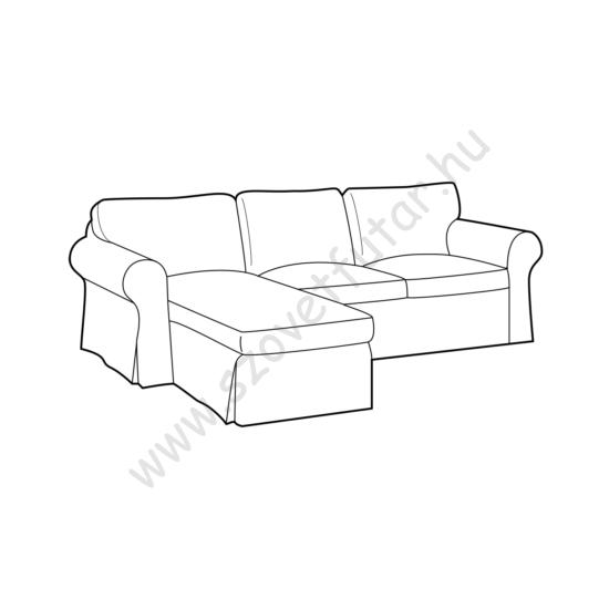 Ektorp kanapé+fekvő